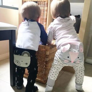 Baby Touch กางเกงเด็ก Animals (Pants - PA)