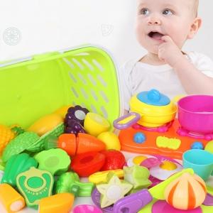 Baby Touch ของเล่นเด็ก ชุดครัวเด็ก พ่อครัวหัวป่า (TKA1-4)