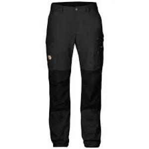 Fjällräven - กางเกงเดินป่าเดินเขารุ่น Vidda Pro Trousers Regular - Dark Grey