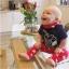 Baby Touch กางเกงเด็ก ลายดาว (Pants - PS) thumbnail 4