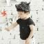 หมวกเด็ก แก๊ปดาวมีเขา (Hat - BN) thumbnail 6