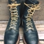 Vintage Redwing 2218 logger boot size 9.5
