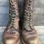 Vintage Hathorn sporkenwa packer boot size 9E