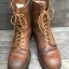 Vintage Logger boot ปีลึกยุค70 size 9