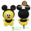 ตุ๊กตาพลูโต 12 นิ้ว ท่านั่ง ผ้า 1C [Disney] thumbnail 1