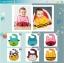Baby Touch ผ้ากันเปื้อนเด็ก กันน้ำ รูปสัตว์ (Bibs - BA) thumbnail 1