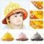 Baby Touch หมวกเด็ก ปีกรอบ Bubbles (Hat - DB) thumbnail 7