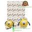 หมอนผ้าห่มม้วน พลูโต TSUM TSUM 35x60 นิ้ว [Disney] thumbnail 1