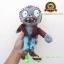 ตุ๊กตาซอมบี้โจรสลัด จุ๊บกระจก 25 CM [Plants vs. Zombie] thumbnail 1