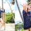 ชุดว่ายน้ำแขนยาวกัน UV ทูพีช ไซส์ M L thumbnail 4