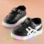 Baby Touch รองเท้าเด็ก รองเท้าไฟกระพริบ โอนิซึกะ(Shoes - FLO1) thumbnail 8