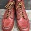 Red Wing 9106 cherry Size 8D/