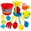 Baby Touch ของเล่นเด็ก อุปกรณ์เล่นทราย ชุดตักทรายแสนสนุก (TSA1-5) thumbnail 5