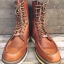 *Vintage RED wing 1906 limeted 100 ปี size 8.5D*