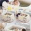 Baby Touch ของเล่นเด็ก สระว่ายน้ำเด็กทารก ทรงอ่างน้ำ (TWZ1-3) thumbnail 1