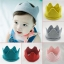 หมวกเด็ก พรีเมี่ยม ผ้านิ่ม มงกุฎ (Hat - FP) thumbnail 2