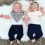 Baby Touch ผ้ากันเปื้อนเด็ก เซตผ้าพันคอ4ผืน รุ่นพรีเมียม (Bibs - BSP) thumbnail 4
