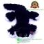 ตุ๊กตา แมวขนเปียก Lying Cat สีดำ 12 นิ้ว [Anee Park] thumbnail 1