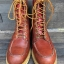 VintageThom Mcan safety boot ยุค 60 size 8.5D
