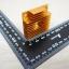 Heat sink Gold 40 x 40 x 11mm for 3d printer Extruder MK7 / MK8 thumbnail 5