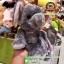 ตุ๊กตาช้างขายาวบิ๊กอาย 10.5 นิ้ว [Anee Park] thumbnail 3