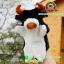 ตุ๊กตาหุ่นมือ วัวเขาแดง thumbnail 1