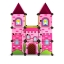 ตู้พลาสติก DIY ปราสาท สีชมพู thumbnail 1