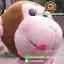 ตุ๊กตาลิงขายาว ใส่เสื้อสีชมพูลายจุด 15 นิ้ว [Anee Park] thumbnail 3