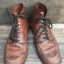 Vintage Red wing Indy boot ยุค1970 size 10
