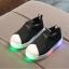 Baby Touch รองเท้าเด็ก รองเท้าไฟกระพริบ ทรงกีฬา A (Shoes - FLA2) thumbnail 4