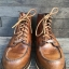 Vintage 1950 Bf Goodrich safety boot size 9
