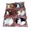 ตุ๊กตาแมวเหมือนจริงนอนหลับ สีเทาดำ 14x17 CM thumbnail 8