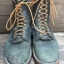 Vintage Drew's Smoke Jump Boot size 11EE