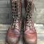 Vintage logger boot size 10D
