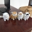 ตุ๊กตาจำลองแมวนั่ง สีขาว 11x15 CM [มีเสียง] thumbnail 6