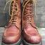 Vintage Sheboygan made in usa size 8/26cm เหมาะกับเท้าเบอร์ 41 ราคา 2000
