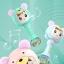 Baby Touch ของเล่นเด็ก ตุ๊กตากล่อมเด็ก ชุดหมีแสงเพชร (TEB1-3) thumbnail 5