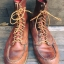 Vintage red wing 812 ยุค1960's size 10.5