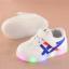 Baby Touch รองเท้าเด็ก รองเท้าไฟกระพริบ โอนิซึกะ(Shoes - FLO1) thumbnail 7