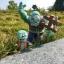 ซอมบี้ยักษ์+ลูกน้อย [Plants vs. Zombie] thumbnail 7