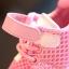 Baby Touch รองเท้าเด็ก รองเท้าไฟกระพริบ ทรงกีฬา N (Shoes - FLN2) thumbnail 2
