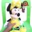 ตุ๊กตา มินนี่ Happy Day สีเหลือง 16 นิ้ว [Disney] thumbnail 3