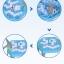 Baby Touch ของเล่นเด็ก เกมเสริมพัฒนาการเด็ก เพนกวิ้นตกน้ำแข็ง (TGA) thumbnail 5