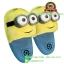 รองเท้ามินเนี่ยน 2 ตา 3D [Illumination] thumbnail 1