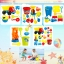 Baby Touch ของเล่นเด็ก อุปกรณ์เล่นทราย ชุดตักทรายแสนสนุก (TSA1-5) thumbnail 2