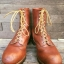 Vintage Chippewa logger boot size 10.5E