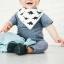 Baby Touch ผ้ากันเปื้อนเด็ก เซตผ้าพันคอ4ผืน รุ่นพรีเมียม (Bibs - BSP) thumbnail 6