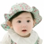 หมวกเด็ก ปีกรอบ เชอร์รี่ (Hat - DN) thumbnail 2