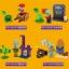 เลโก้ซอมบี้ ยิงถั่ว+ซอมบี้ กล่องเล็ก [Plants vs. Zombie] thumbnail 5