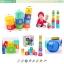 Baby Touch ของเล่นเด็ก เรียนรู้เสริมพัฒนาการ ถ้วยเรียงสูง 1-7&A-H (TLA) thumbnail 2